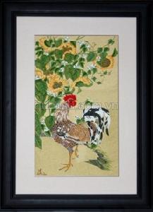 Gà hoa hướng dương - AN-022