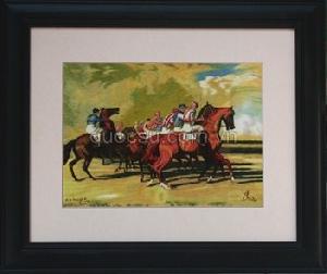 Ngựa đua - AN-028