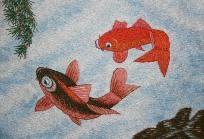Đôi cá - QS-064