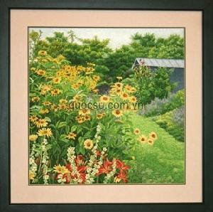 Vườn hoa hướng dương 2 - FL-126