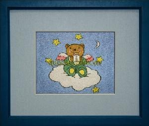 Gấu tu sữa - QS-069