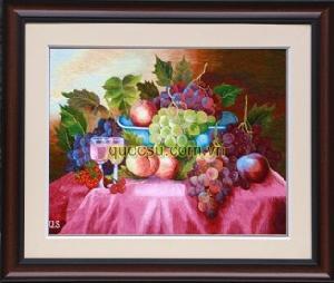 Bàn hoa quả 3 - QS.đ-042