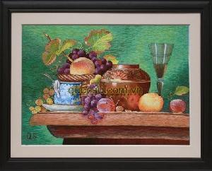 Bàn hoa quả 4 - QS.đ-043b