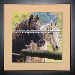 Đôi ngựa 3 - AN-063