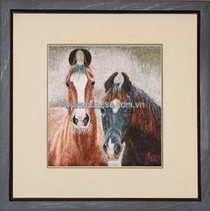 Đôi ngựa 4 - AN-070