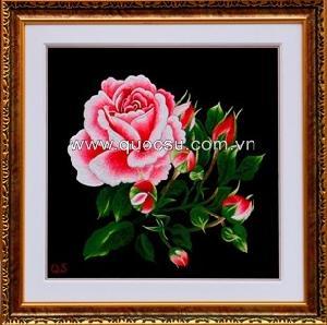 Hoa hồng - QS.r-119