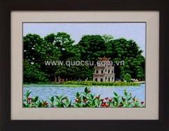 Hồ Gươm hoa 2 - QS.đ-100a