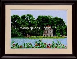 Hồ Gươm hoa 2 - QS.đ-100c