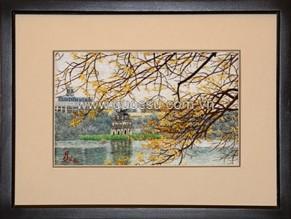 Hồ Gươm mùa thu - VN-081a