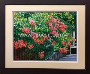 Vườn hoa đăng tiêu - PA-170