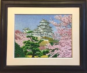 Lâu đài Himeji - PA-053