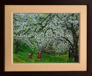 Mùa hoa mận - VN-084
