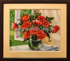 Bình hoa Poppy - FL-196
